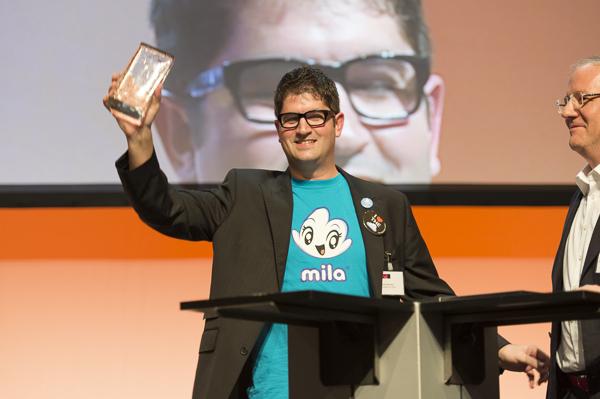 Shareconomy, das nächste grosse Ding? – Mila Gründer und Swiss ICT Award Gewinner Manuel Grenacher im Interview