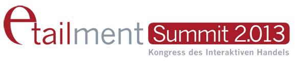 Nachlese zum etailment Summit 2013