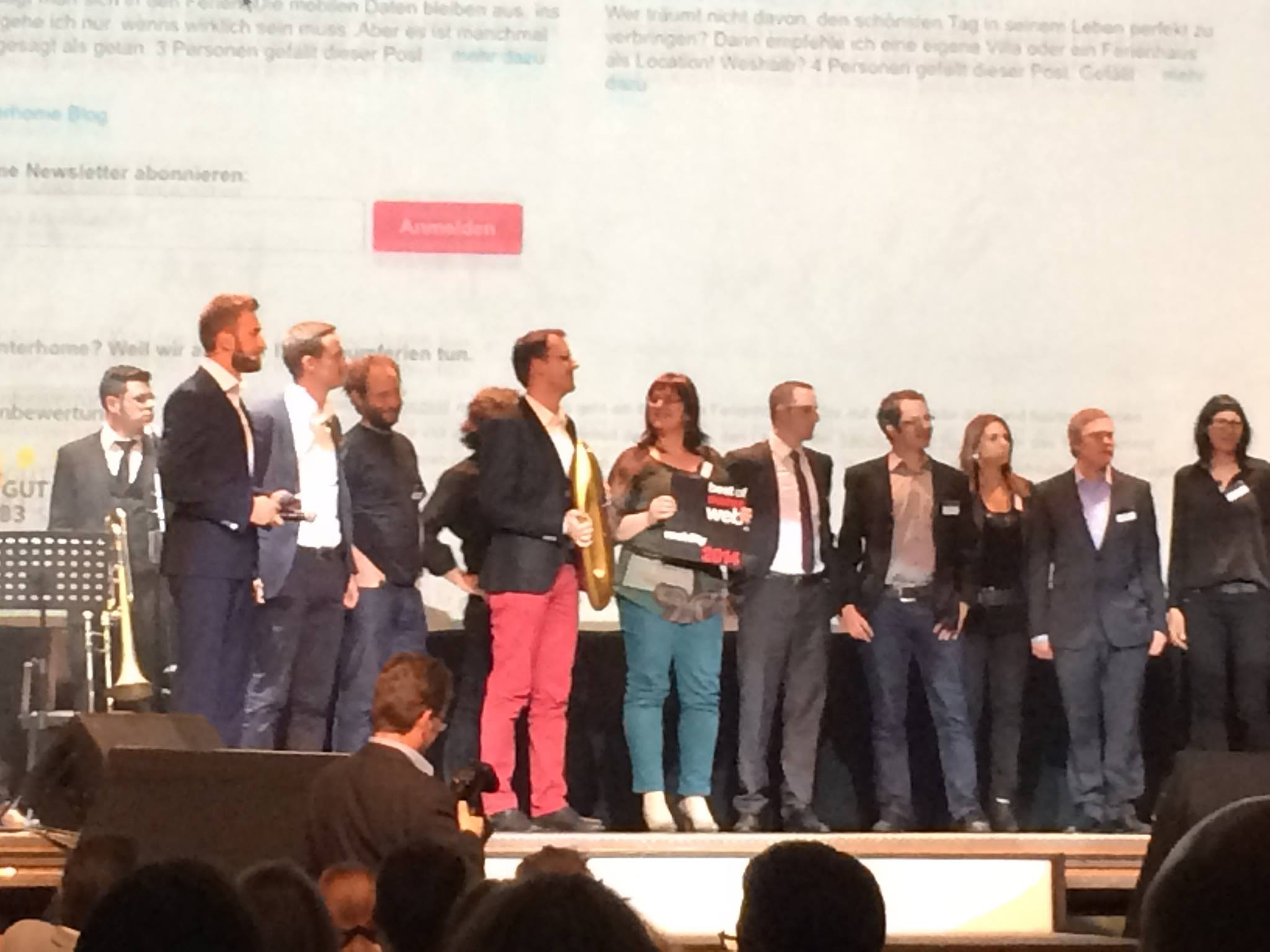 Best of Swiss Web Gold Gewinner Interhome