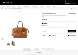 Globus.ch - Neuer Onlineshop seit dem 26.8.2014