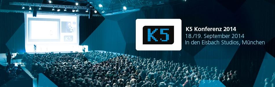 K5 - Die stärksten 500 Onlinehändler - 18./19. September 2014 in München
