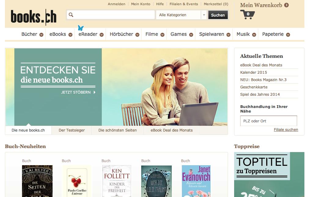 books.ch