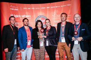 Das Team von stadtlandkind.ch - Gewinner Swiss E-Commerce Newcomer Award 2014