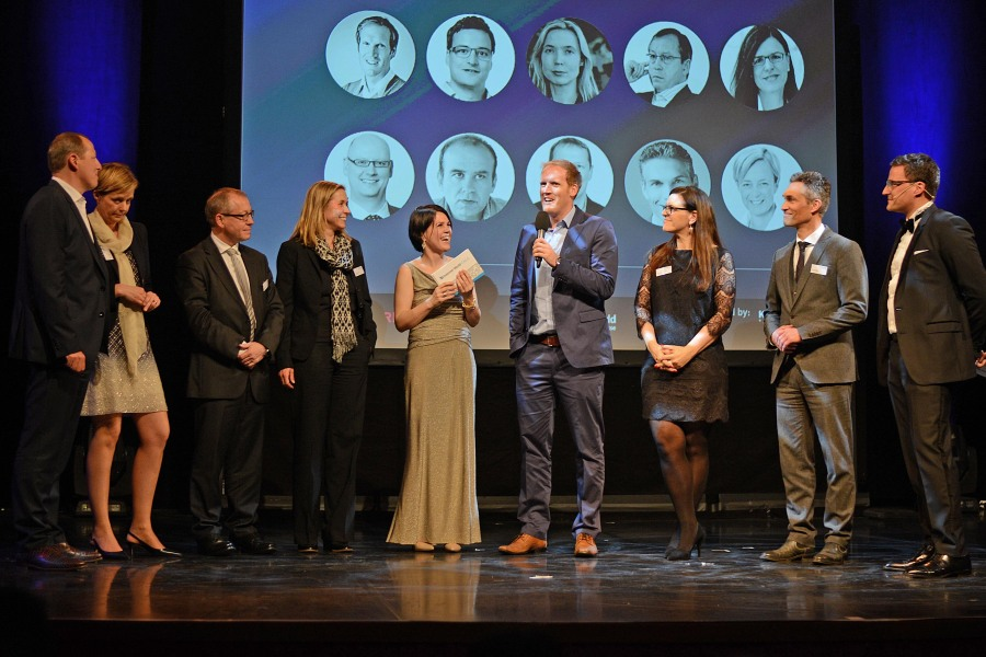 10-köpfige Jury des Internetworld Awards 2015