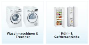 Bewegung im Schweizer Weisswarenmarkt – Brack.ch verkauft nun auch Haushaltsgrossgeräte