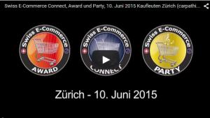 Connect Konferenz und E-Commerce Award als Video-Zusammenfassung