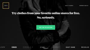 try.com – Einfach Mode zur Ansicht bestellen