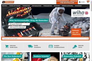PROCATO ein neuer B2B-Marktplatz von Herstellern und Fachhändlern