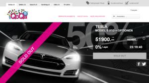 10 Jahre QoQa.ch - Tesla S zum halben Preis