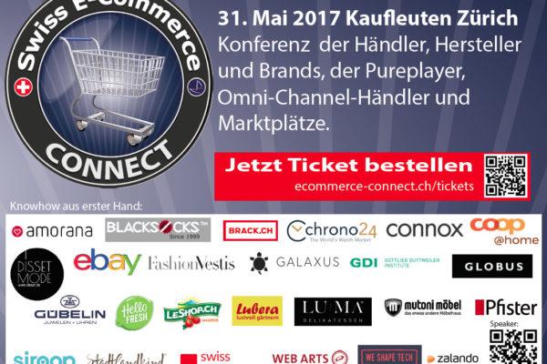 Letzte Tickets sichern für Connect Konferenz und Award Preisverleihung