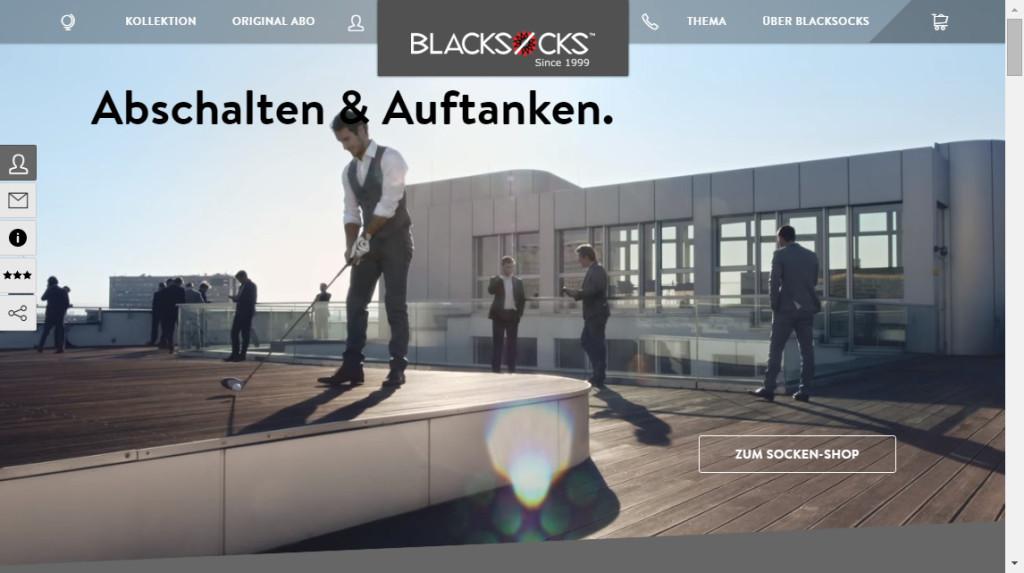 Startseite Blacksocks.com