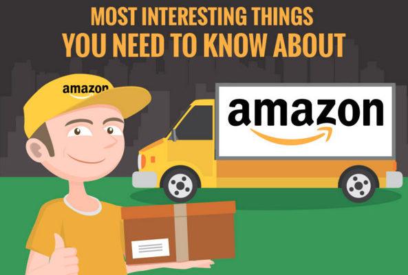 Amazon in Zahlen: Alles was man wissen muss und mehr