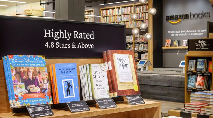 Amazon Book Store Seattle - Bildquelle: Amazon