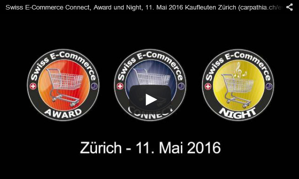 Video-Rückblick: Connect Konferenz und E-Commerce Award 2016