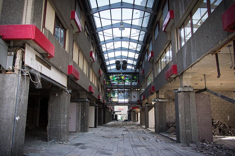 """Einkaufscenter der """"Zukunft"""""""