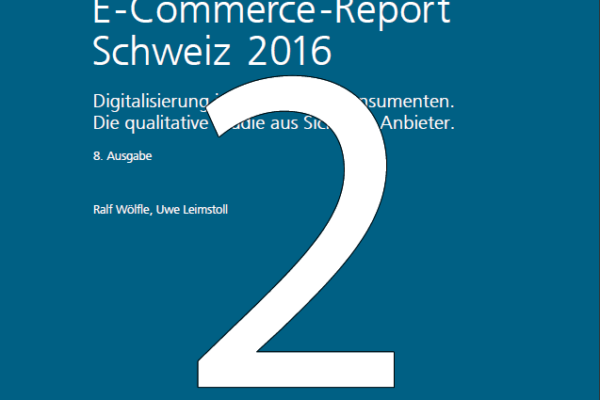 E-Commerce Report 2016: Marktplätze, Warenhäuser und der Respekt vor Amazon (Teil 2 von 3)
