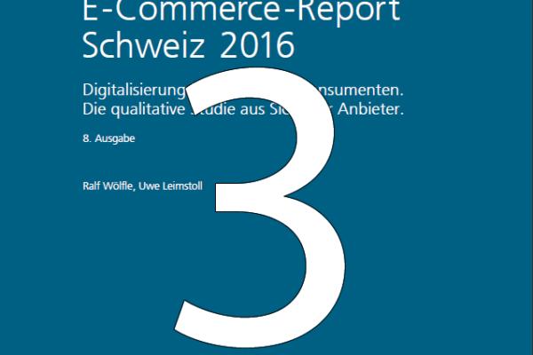 E-Commerce Report 2016: Brands und Hersteller nehmen das Heft selber in die Hand (Teil 3 von 3)