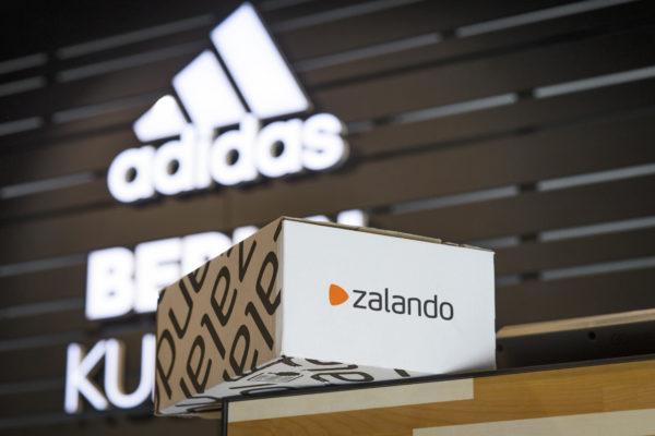 Pilot: Adidas ist die erst Marke, die an die Zalando Plattform angebunden ist. Quelle: Zalando