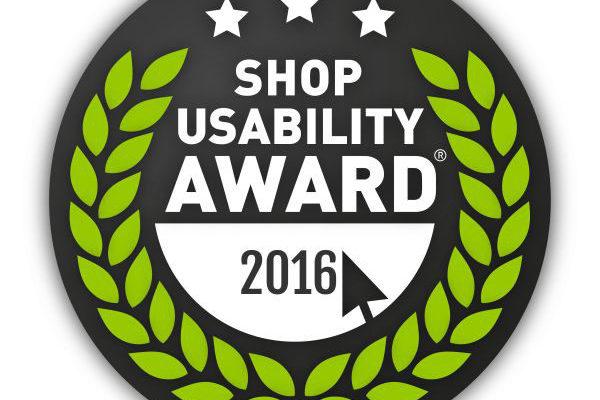 Shop Usability Award 2016: Das sind Deutschlands nutzerfreundlichste Onlineshops