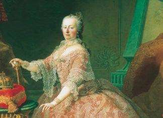 Kaiserin Maria Theresia von Österreich - Bildquelle: Wikipedia