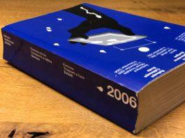 Kursbuch der SBB - Ausgabe 2006