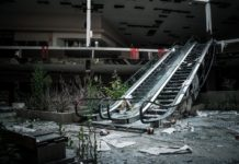 Dead Mall in Ohio - Bild: deadmalls.com