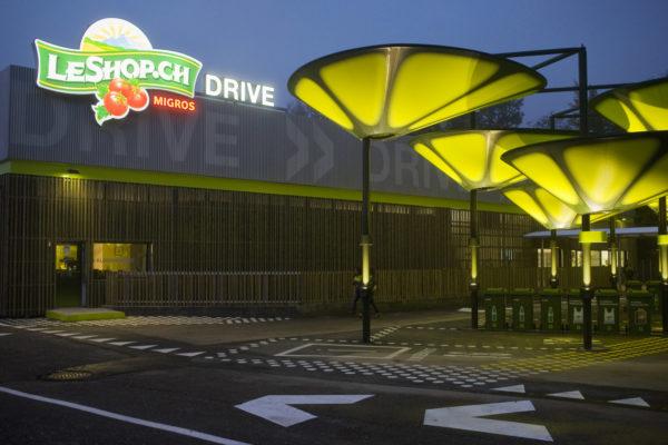 Lichter löschen bei den beiden LeShop DRIVES - Bild: info.leshop.ch
