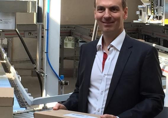 Roland Brack.ch zeigt und erklärt sein Logistikzentrum in Willisau