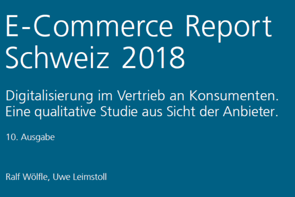 E-Commerce-Report 2018 – Die Furcht vor Alibaba, Amazon und Co. (Teil 1)
