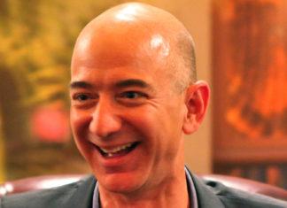 Jeff Bezos, Gründer und CEO von Amazon - Bildquelle: wikimedia