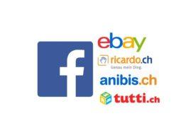 Facebook greift Ebay, Ricardo und Co. an
