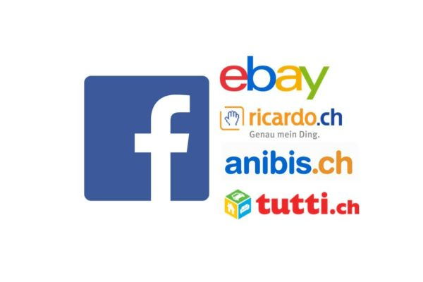 Facebook Marktplatz: Konkurrenz für Ebay, Ricardo und Co.