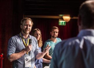 Marktplatz-Panel an der Connect-Konferenz 2017 mit Galaxus, Disset und Siroop
