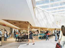 Food Court in der Mall of Switzerland - Bild: mallofswitzerland.ch/de/presse