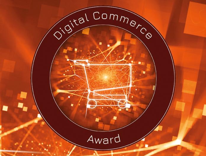 Digital Commerce Award - die besten Scheizer Onlineshops, mobile Shopping Anwendungen und Shopping-Apps.