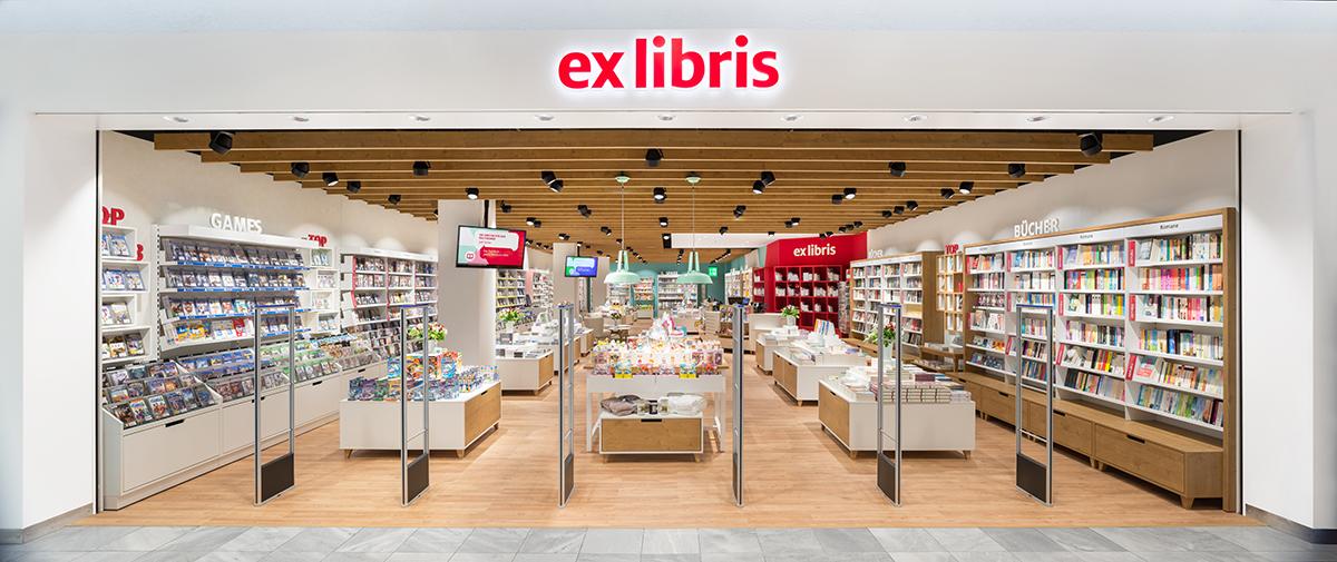 Ex Libris Glattzentrum Zürich