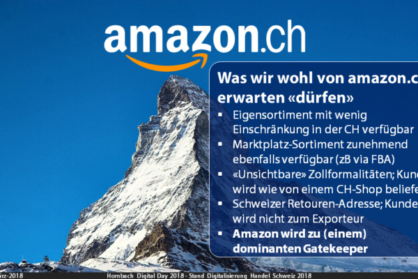 Amazon Schweiz