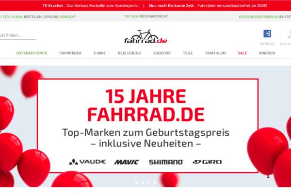 Pureplayer fahrrad.de spannt auch in der Schweiz mit lokalen Velowerkstätten zusammen