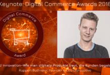 Ruppert Bodmeier, Founder & CEO Disrooptve
