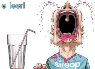 Aus bei Siroop - Cartoon von Silvan Wegmann - swen.ch