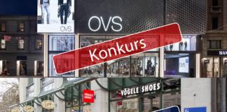 Ausgevögelet im Schweizer Modehandel; Charles Vögele Retter OVS meldet Nachlassstundun an, Vögele Shoes nach Polen verkauft.