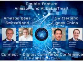 Double-Feature Amazon und Alibaba/Tmall - Connect - Digital Commerce Conference