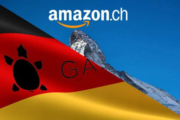 Angekündigte Starts: Galaxus in Deutschland, Amazon in der Schweiz