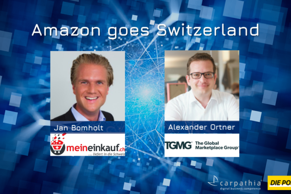 Amazon goes Switzerland – Videomitschnitt des #dcomzh Panels