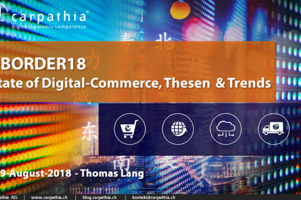 State of Digital Commerce, Trends, Thesen und das veränderte Kundenverhalten