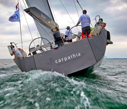 Komm an Bord der Carpathia und brich auf zu neuen Ufern.