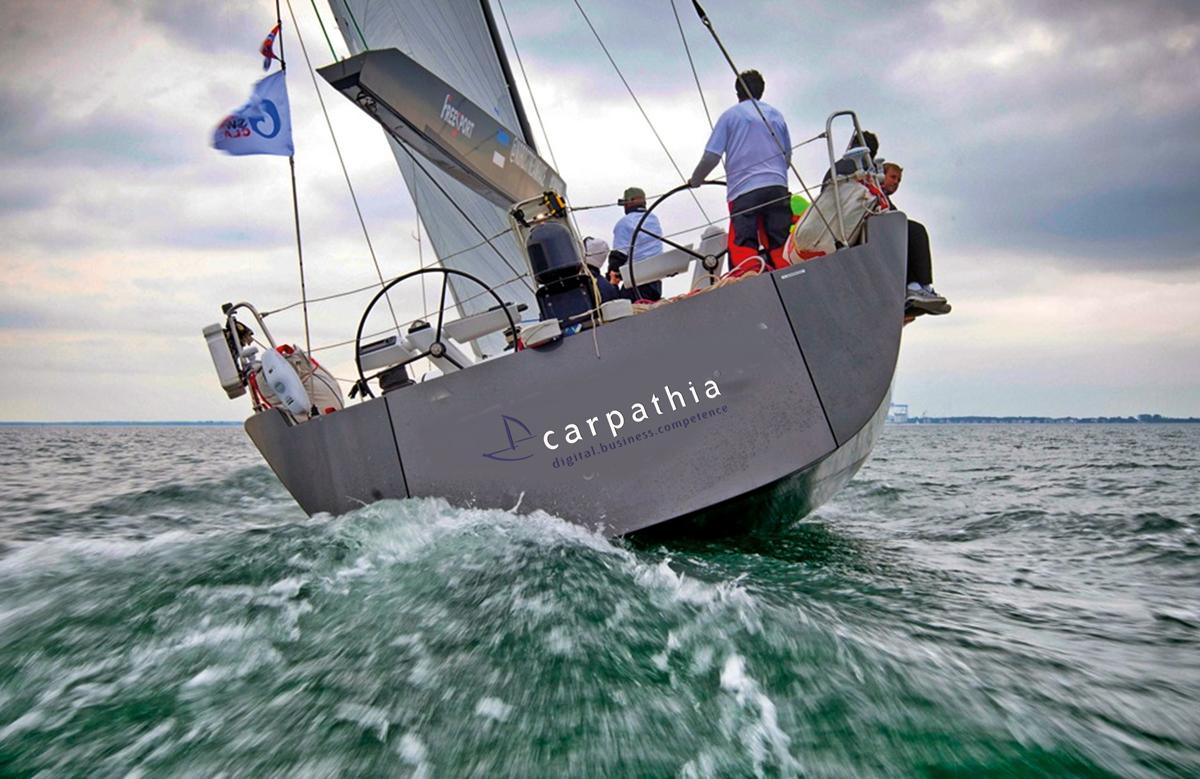 Komm an Bord der Carpathia und brich auf zu neuen Ufern. (Symbolbild)