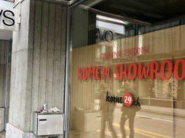 Geplanter Showroom von Home24 an bester Lage in Zürich im ehemaligen OVS-Flagshipstore. Bild: Andreas Güntert, Handelszeitung