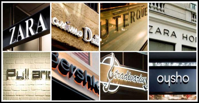 Inditex Brands