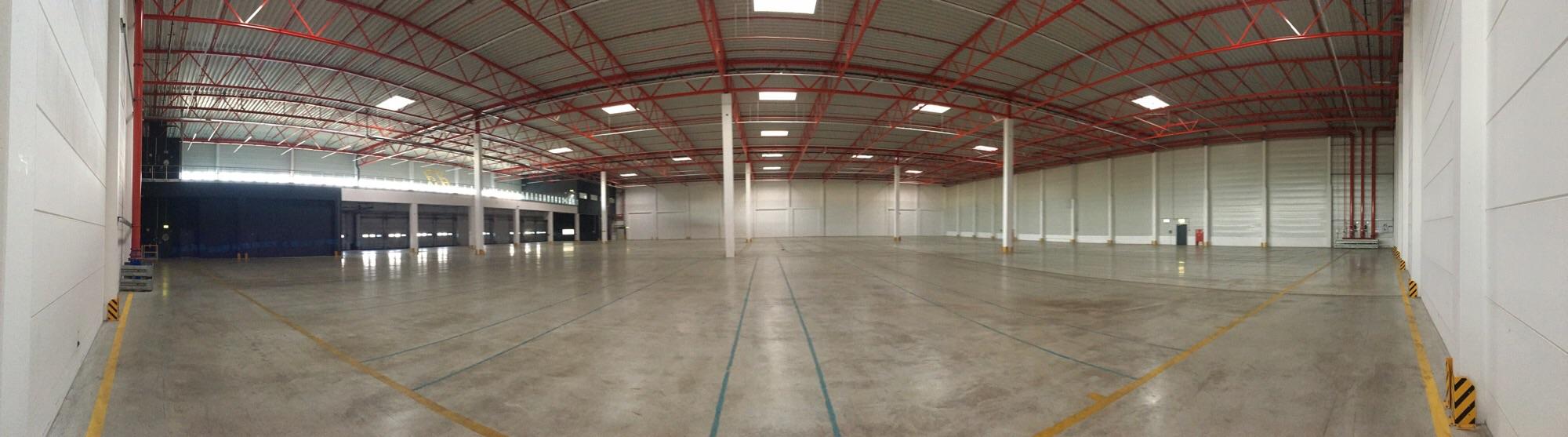 6'000 Quadratmeter Lager- und Bürofläche von Galaxus Deutschland - Quelle: Digitec Galaxus AG